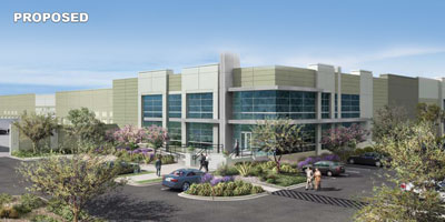 Humboldt Industrial Park East 455K SF - Proposed - Site 105
