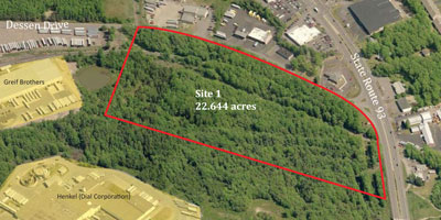 Valmont Industrial Park Site 1