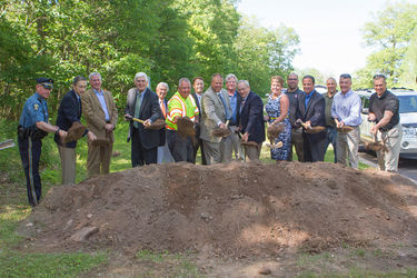 Butler Township Groundbreaking web