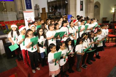 CAN DO Christmas Heights Chorus