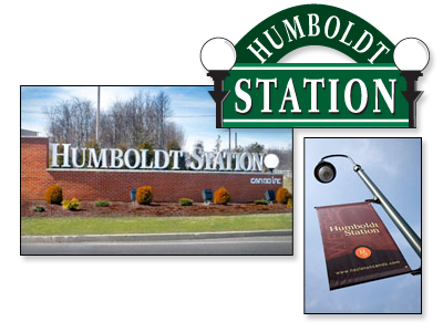 Humboldt Station entrance.